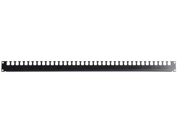 Digitus Professional DN-19 ORG-800P 19 inch Patchkast-kabelvoering 1 HE Geschikt voor kastdiepte: 800 mm