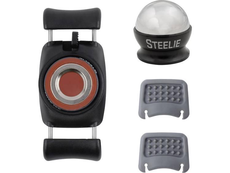 Kleefpad Auto-telefoonhouder NITE Ize Steelie FreeMount Car Mount Kit 360° draaibaar 57-90