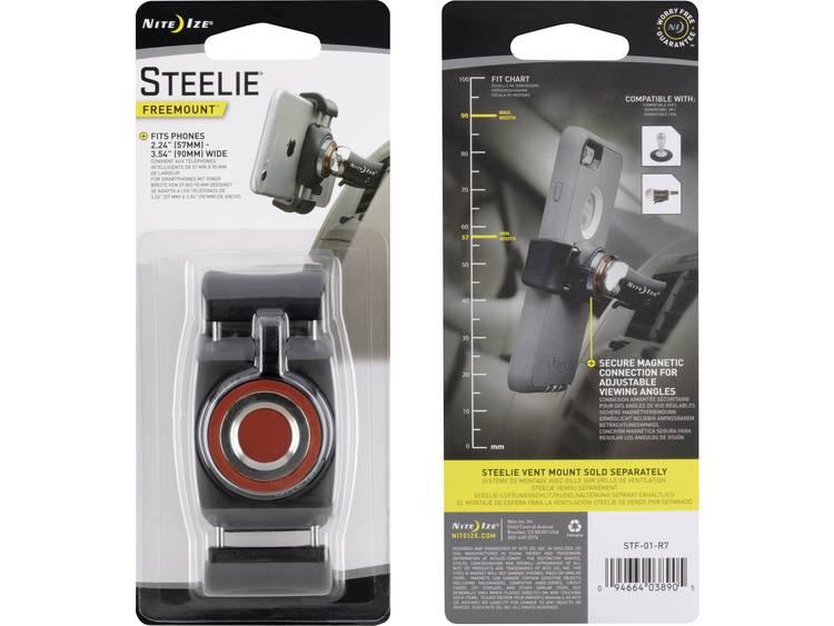 Auto-telefoonhouder NITE Ize Steelie FreeMount Komponente 360° draaibaar 57-90