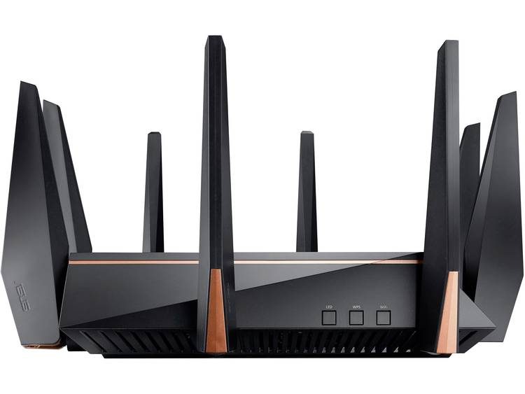WiFi router Asus ROG Rapture GT-AC5300 2.4 GHz, 5 GHz, 5 GHz 1900 Mbit/s