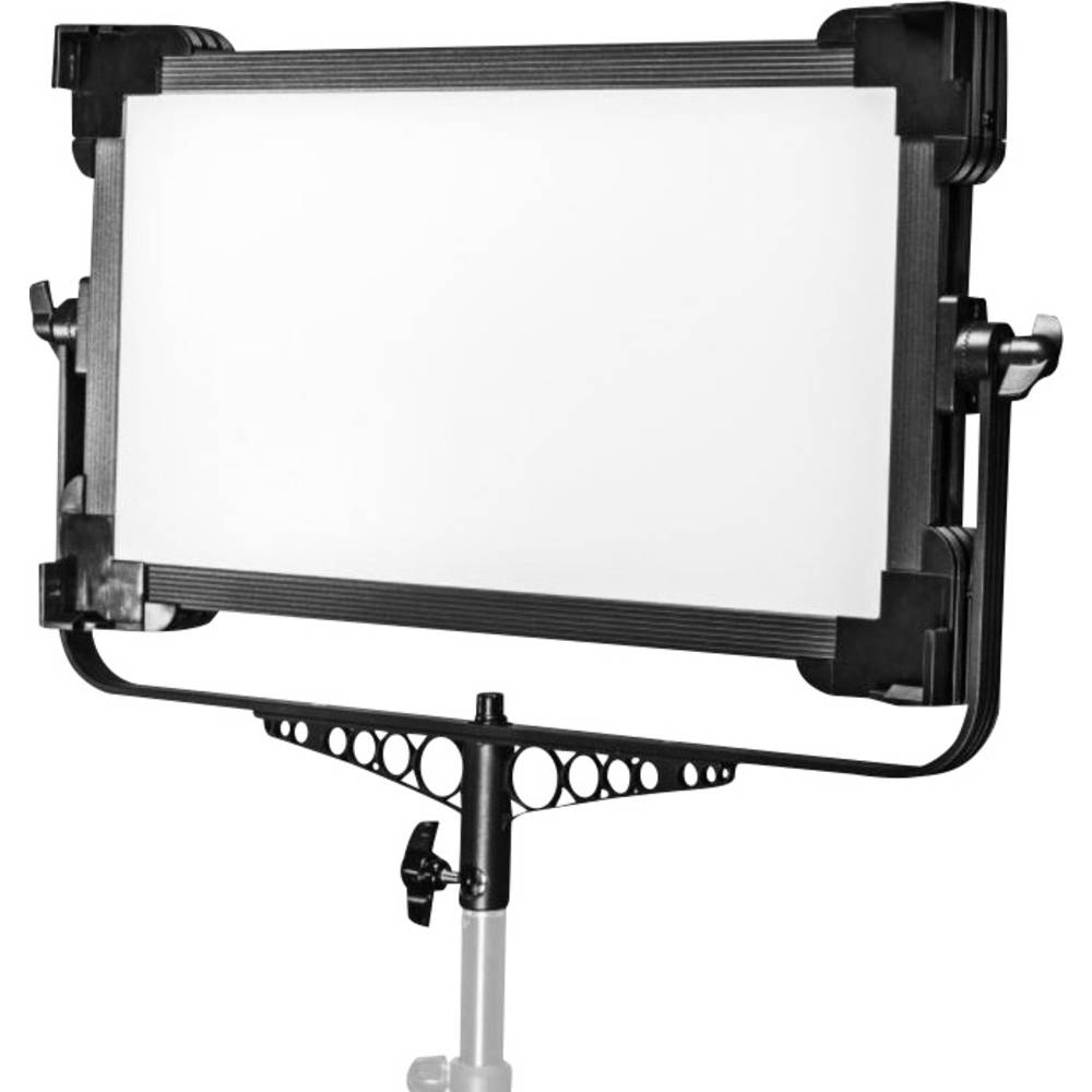 Walimex Pro 1400 Bi Color Square LED videobelysning Antal LED=1200