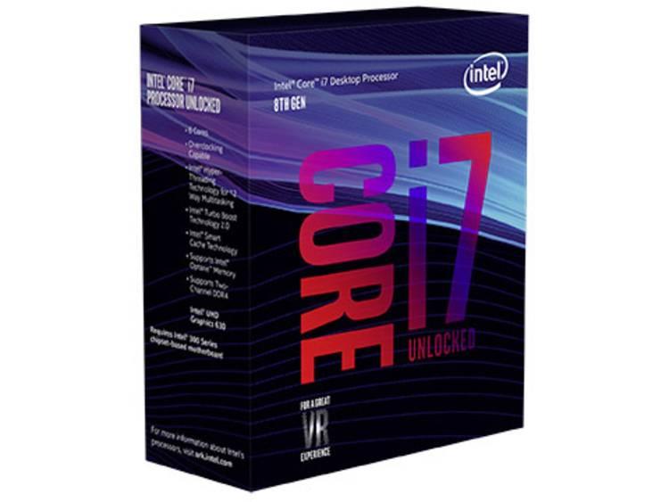 Processor (CPU) boxed Intel Core i7 i7-8700 6 x 3.2 GHz Hexa Core Socket: Intel® 1151v2 65 W
