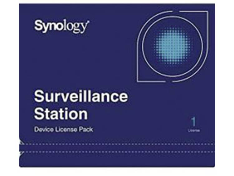 NAS-server licensiepakket Synology DEVICE LICENSE