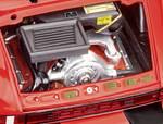 1:25 modelauto Porsche 911 Turbo bouwpakket