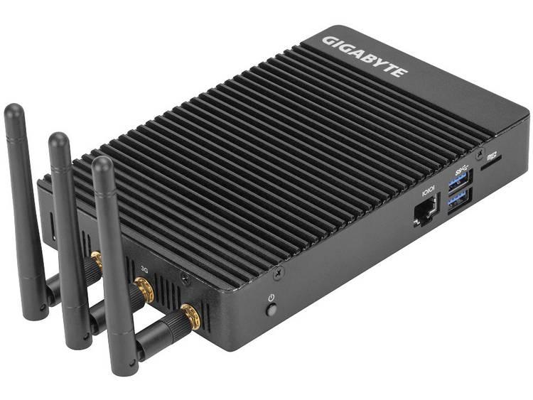 Industriële PC Gigabyte GB-EAPD-4200 N4200 8 GB 505 Zonder besturingssysteem