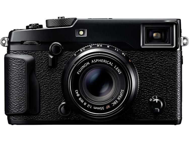 Systeemcamera Fujifilm X-Pro2 XF35mm Incl. XF 35 mm F2.0 incl. Prime lens 24.3 Mpix Zwart