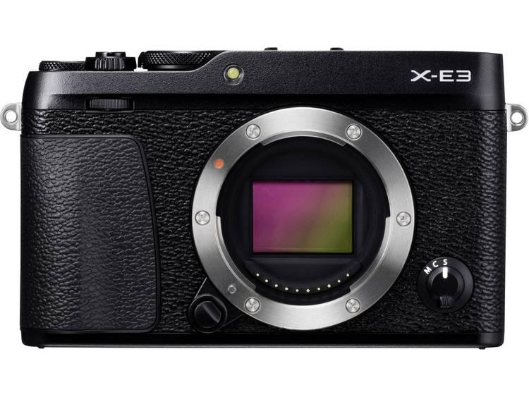 Systeemcamera Fujifilm X-E3 schwarz 24.3 Mpix Zwart