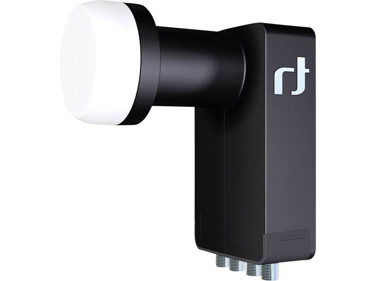Inverto IDLB-QUDL41-ULTRA-OPP Quad LNB Aantal gebruikers: 4 Feed-opname: 40 mm