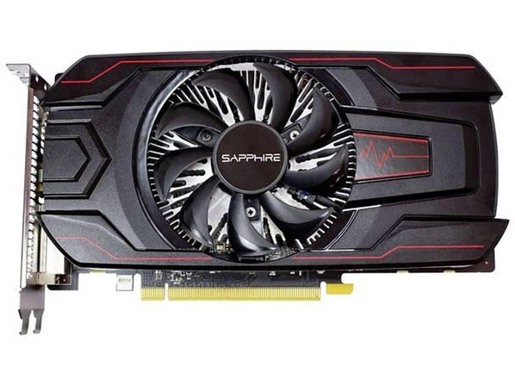 Videokaart Sapphire AMD Radeon RX 560 Pulse 2 GB GDDR5-RAM PCIe x16 HDMI, DVI, DisplayPort