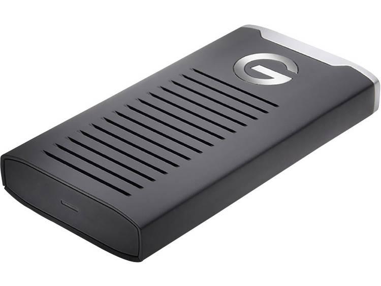 G-Technology G-DRIVE mobile R-Series Externe SSD harde schijf 500 GB Zwart USB-C USB 3.1