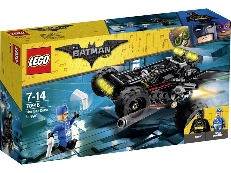 Lego 70918 Batman Movie Buggy