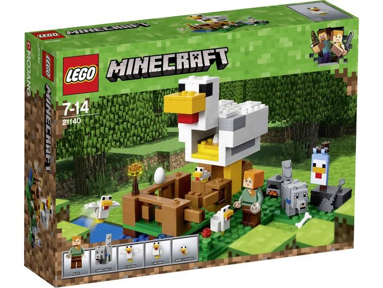 LEGO® Minecraft™ The Chicken Coop