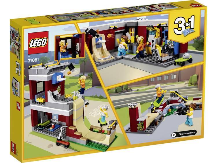 Lego 31081 Creator Skatehuis