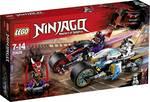 Lego Ninijago - Straatrace van de slangenjaguar
