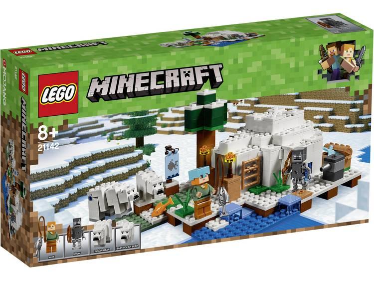 LEGO® Minecraft™ The Polar Igloo