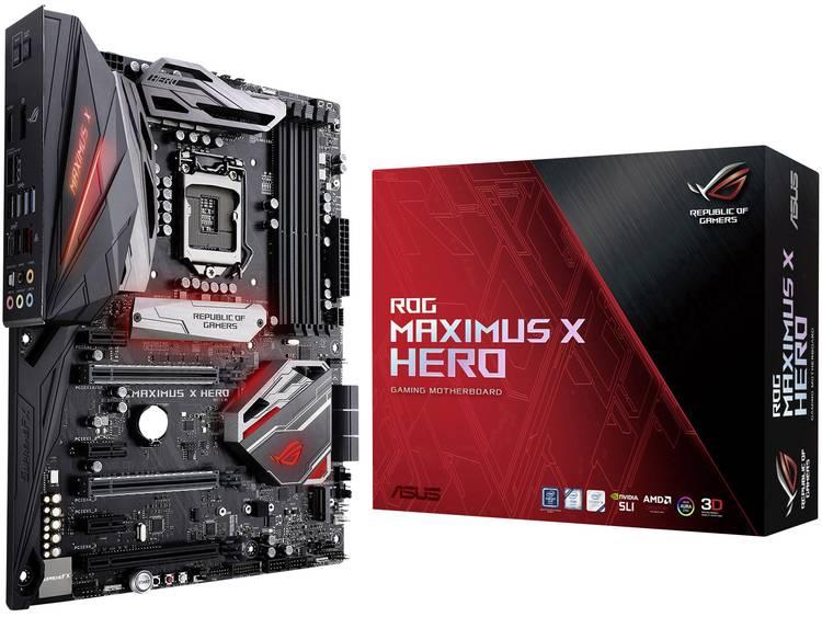 Asus ROG Maximus X Hero Moederbord Socket Intel® 1151v2 Vormfactor ATX Moederbord chipset Intel® Z370