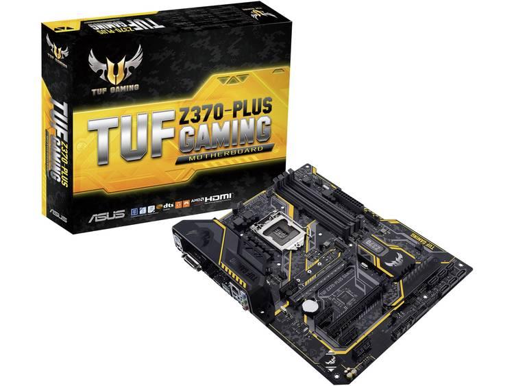 Asus TUF Z370-Plus Gaming Moederbord Socket Intel® 1151v2 Vormfactor ATX Moederbord chipset Intel® Z370