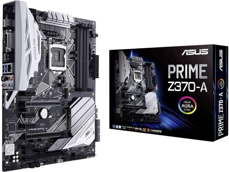Asus Prime Z370-A Moederbord Socket Intel® 1151v2 Vormfactor ATX Moederbord chipset Intel® Z370