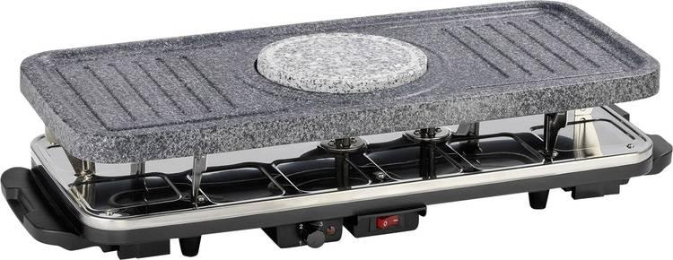 GourmetMaxx 0972 Gourmetstel Graniet-grijs (mat)