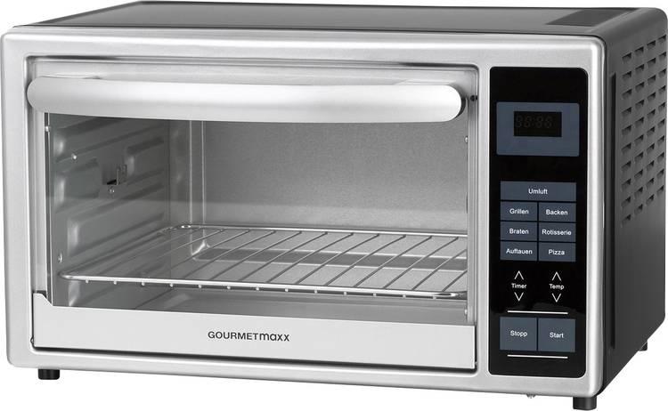 GourmetMaxx 0968 Mini-oven Multifunctie 28 l 1500 W