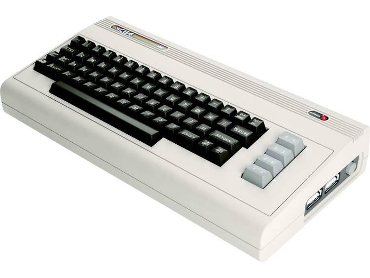 Retro console Retro Games The C64 mini Incl. geïnstalleerde games