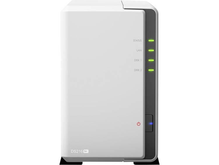 Synology DiskStation DS218j NAS-serverbehzuizing