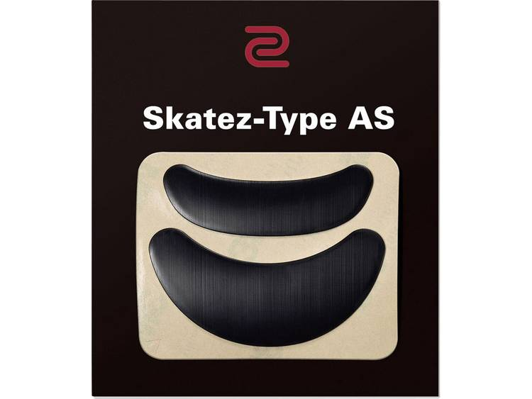 Mouse-glides Zowie Skatez-Type AS Zwart