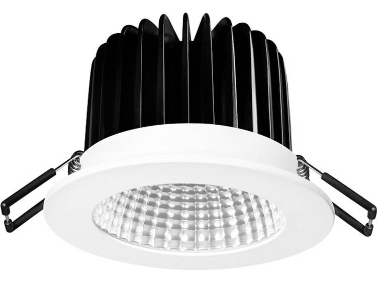 Barthelme 62409330 Inbouwlamp Energielabel: LED 21 W Koud-wit, Neutraal wit, Warm-wit Wit
