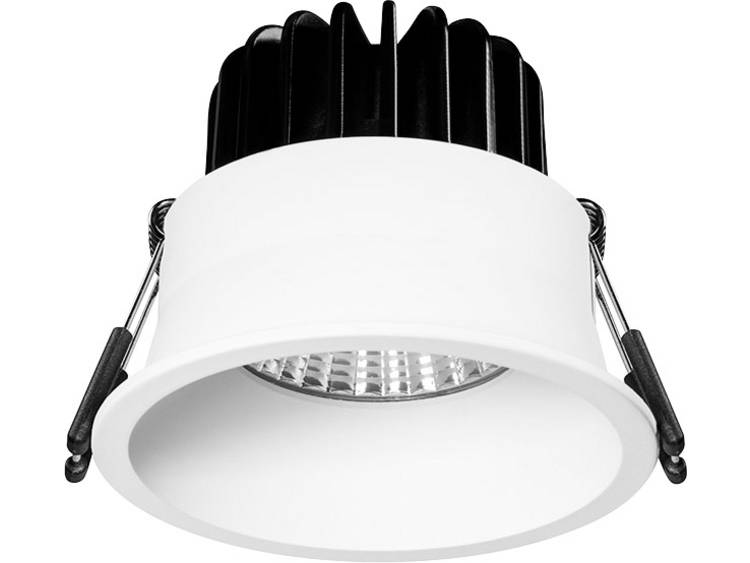 Barthelme 62411330 Inbouwlamp Energielabel: LED 12.50 W Koud-wit, Neutraal wit, Warm-wit Wit