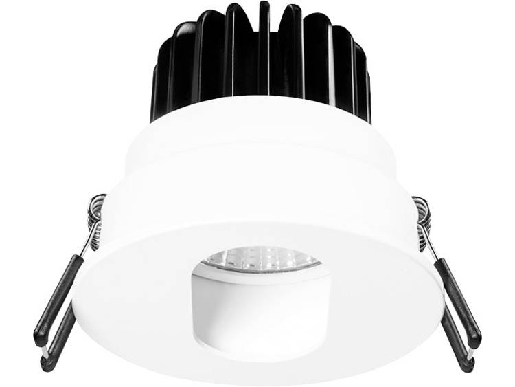 Barthelme 62406330 Inbouwlamp Energielabel: LED 12.50 W Koud-wit, Neutraal wit, Warm-wit Wit