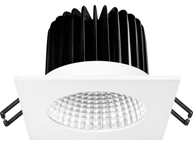 Barthelme 62410330 Inbouwlamp Energielabel: LED 21 W Koud-wit, Neutraal wit, Warm-wit Wit