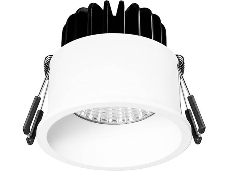 Barthelme 62412330 Inbouwlamp Energielabel: LED 12.50 W Koud-wit, Neutraal wit, Warm-wit Wit