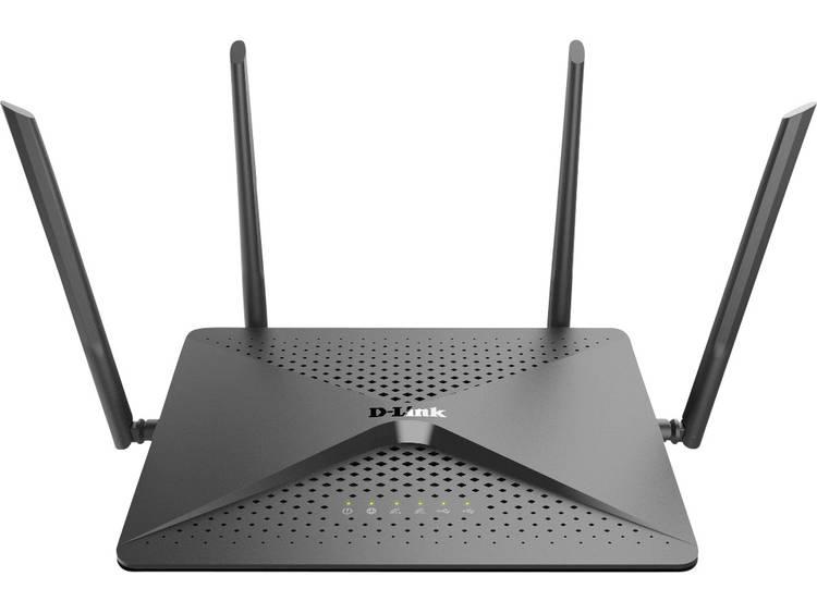 WiFi router D-Link DIR-882 2.4 GHz, 5 GHz 2.600 Mbit/s