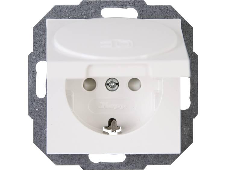 Kopp 940129087 1 stuks Inbouw Zuiver wit (RAL 9010)