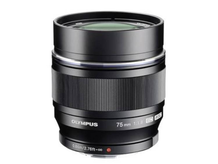 Olympus M.ZUIKO Digital ED Standaard lens f/22 - 1.8 75 mm (max)