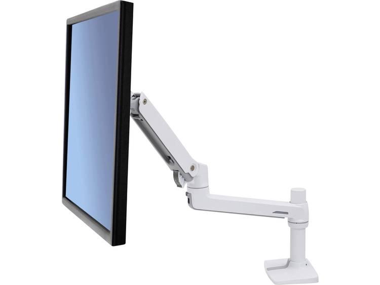 Monitor-tafelbeugel Ergotron LX LCD Arm 25,4 cm (10) - 81,3 cm (32) Kantelbaar en zwenkbaar, Roteerbaar