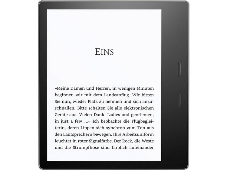 eBook-reader 17.8 cm (7 inch) amazonAll New Kindle OasisGrafiet