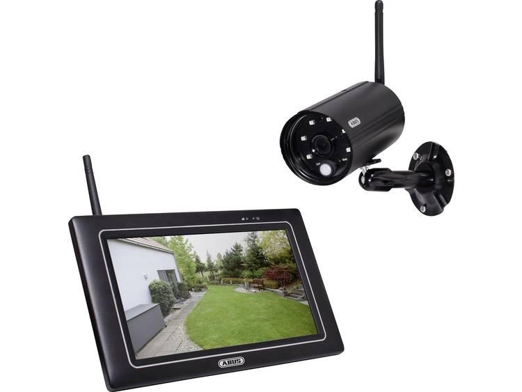 Draadloze bewakingsset 4-kanaals Met 1 camera ABUS PPDF16000 OneLook