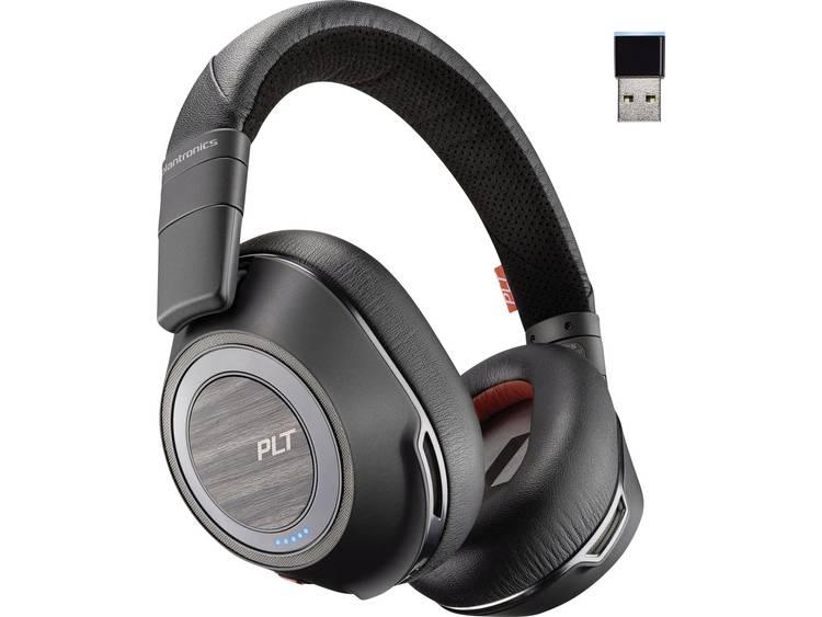 Plantronics 8200 UC Bluetooth Telefoonheadset Zwart