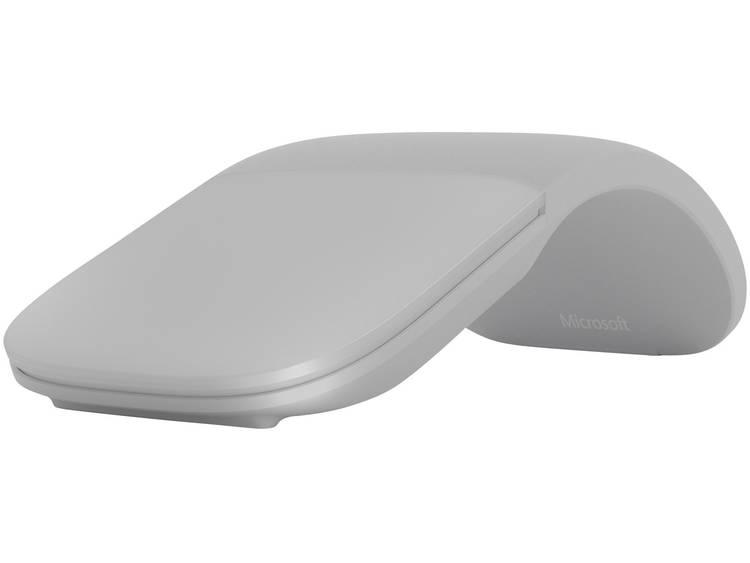 Microsoft Surface Arc Mouse Bluetooth muis Platina-grijs