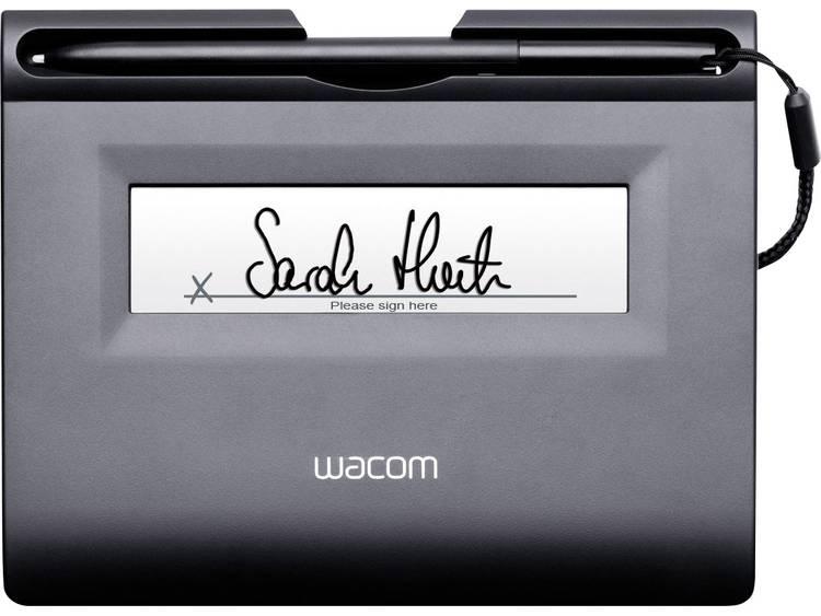 Wacom Signature STU-300B & Sign Pro PDF USB grafisch tablet Zwart