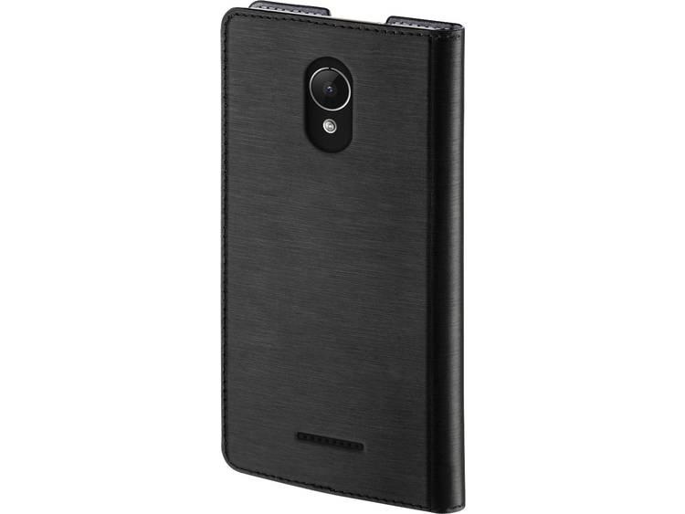 Hama Slim Booklet Geschikt voor model (GSMs): Wiko Tommy 2 Plus Zwart