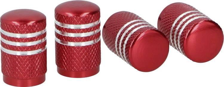 Image of Ventielkap Dunlop Rood