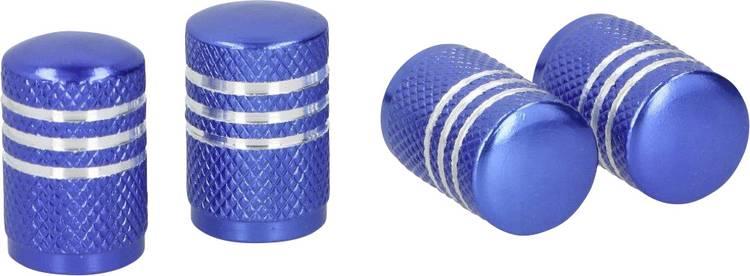 Image of Ventielkap Dunlop Blauw