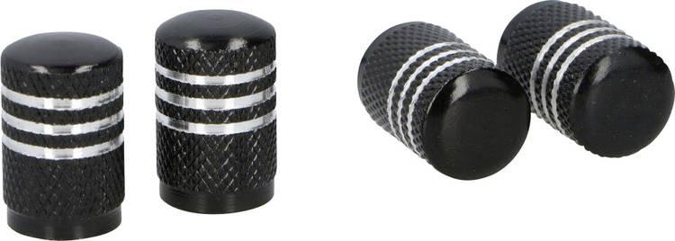 Image of Ventielkap Dunlop Zwart