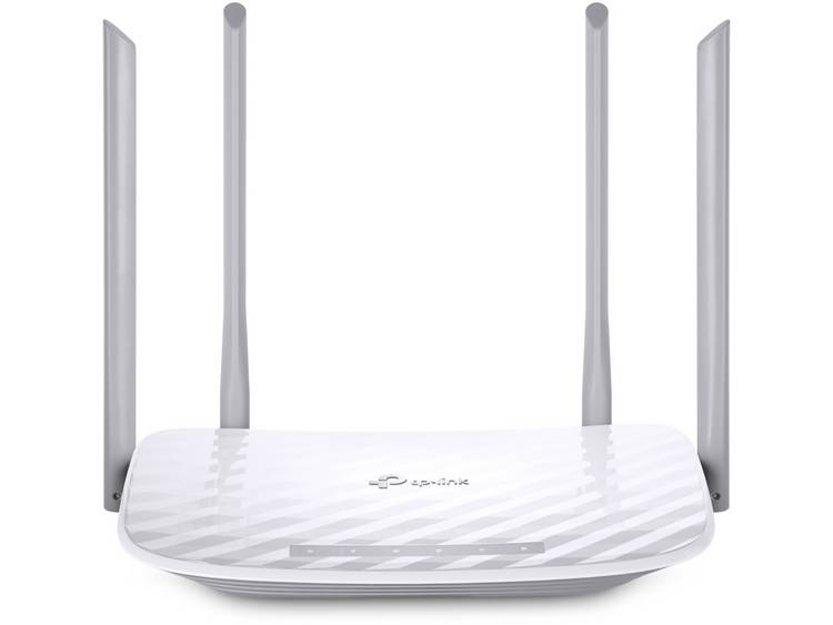 WiFi router TP-LINK Archer C50(EU)3.0 2.4 GHz, 5 GHz 1.2 Gbit/s