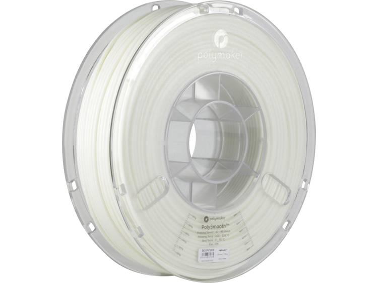 Filament Polymaker 1612101 2.85 mm Wit 750 g