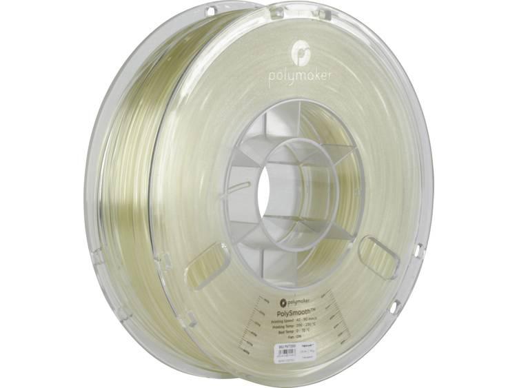 Filament Polymaker 1612129 2.85 mm Doorschijnend 750 g