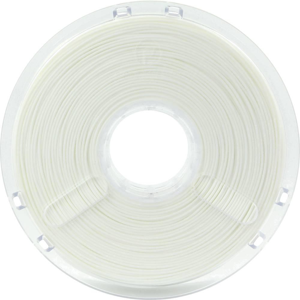 Polymaker 70106 PolyFlex 3D-skrivare Filament PLA-plast flexibel 1.75 mm 750 g Vit PolyFlex 1 st