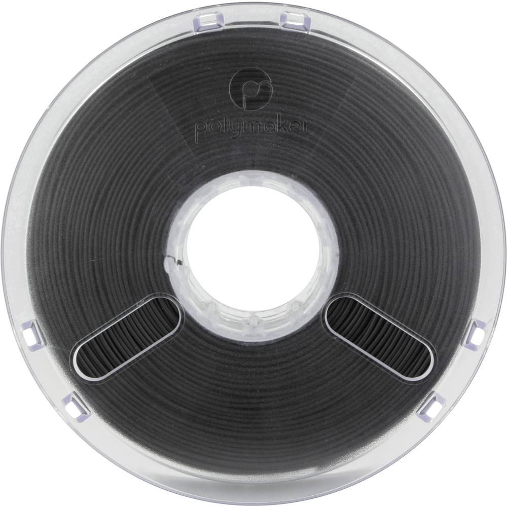 Polymaker 70107 PolyFlex 3D-skrivare Filament PLA-plast flexibel 1.75 mm 750 g Svart PolyFlex 1 st